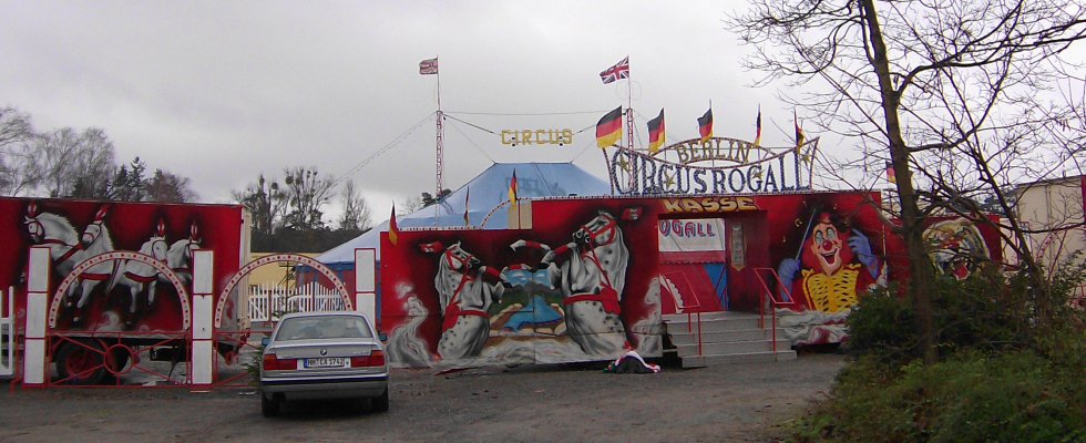Circus Rogall Berlin